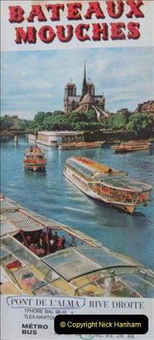 1973 Retrospective France North West and Paris. (47) Paris. 44