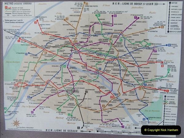 1973 Retrospective France North West and Paris. (49) Paris. 46