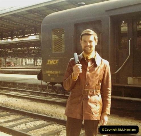 1973 Retrospective France North West and Paris. (53) Paris. 50