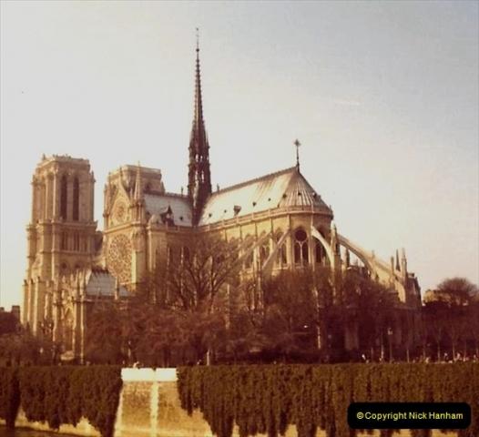 1973 Retrospective France North West and Paris. (54) Paris. 51