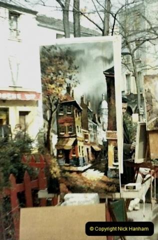 1973 Retrospective France North West and Paris. (58) Paris. 55