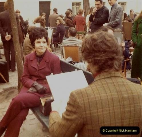 1973 Retrospective France North West and Paris. (59) Paris. 56