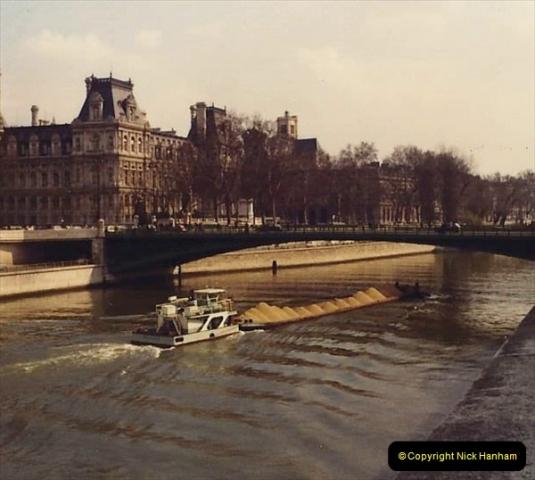 1973 Retrospective France North West and Paris. (65) Paris. 62