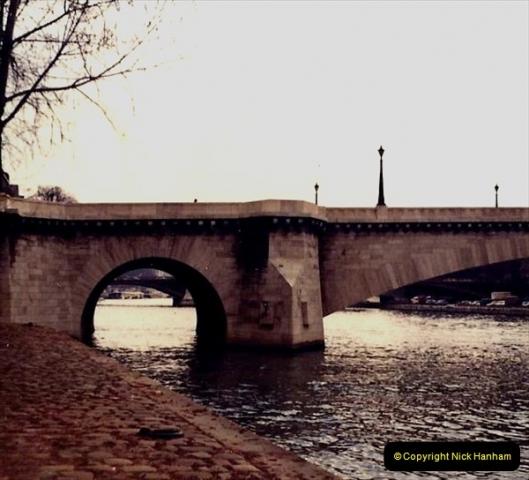 1973 Retrospective France North West and Paris. (66) Paris. 63