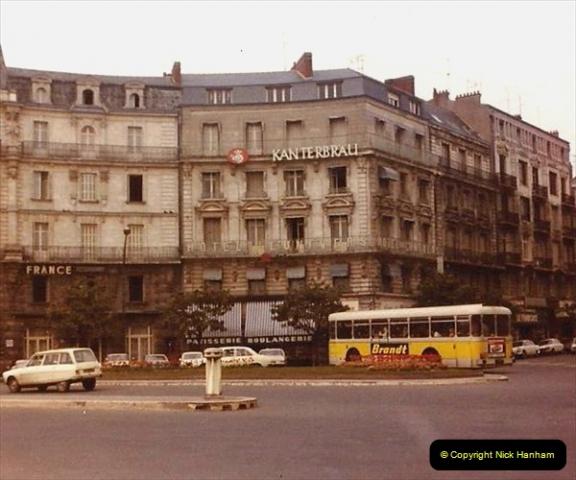 1973 Retrospective France North West and Paris. (70) Paris. 67