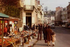 1973 Retrospective France North West and Paris. (30) Segre. 27