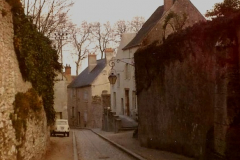 1973 Retrospective France North West and Paris. (4) Beaugency. 04