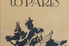 1973 Retrospective France North West and Paris. (48) Paris. 45