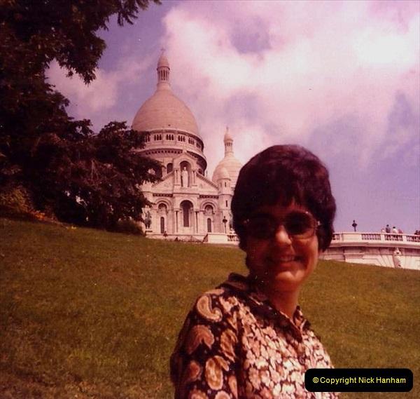 Retrospective France 1979 North Central - Paris - North Central.  (15) Paris. 15
