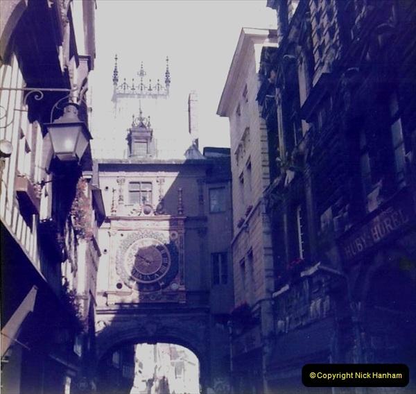 Retrospective France 1979 North Central - Paris - North Central.  (2) Rouen. 02