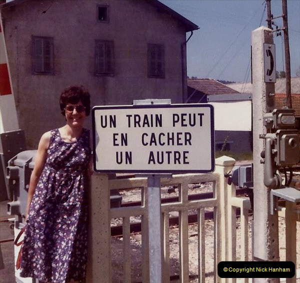 Retrospective France 1979 North Central - Paris - North Central.  (21)21