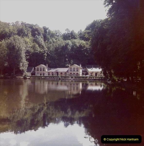 Retrospective France 1979 North Central - Paris - North Central.  (24) Chantilly. 24