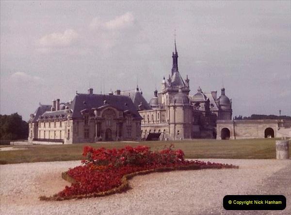 Retrospective France 1979 North Central - Paris - North Central.  (26) Chantilly. 26