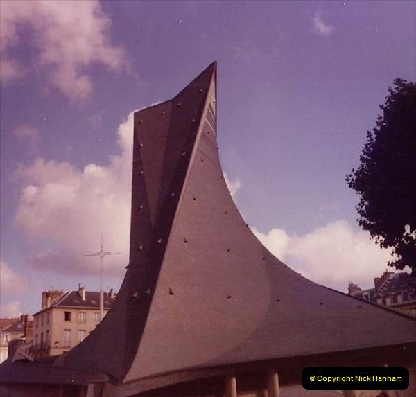 Retrospective France 1979 North Central - Paris - North Central.  (3) Rouen. 03