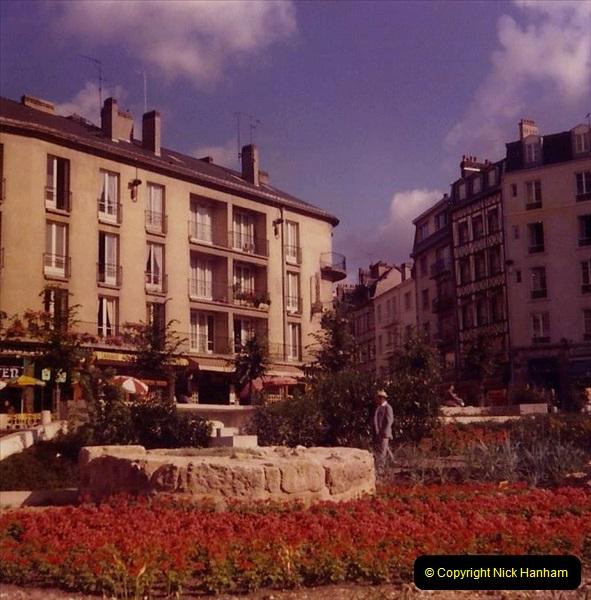 Retrospective France 1979 North Central - Paris - North Central.  (6) Rouen. 06