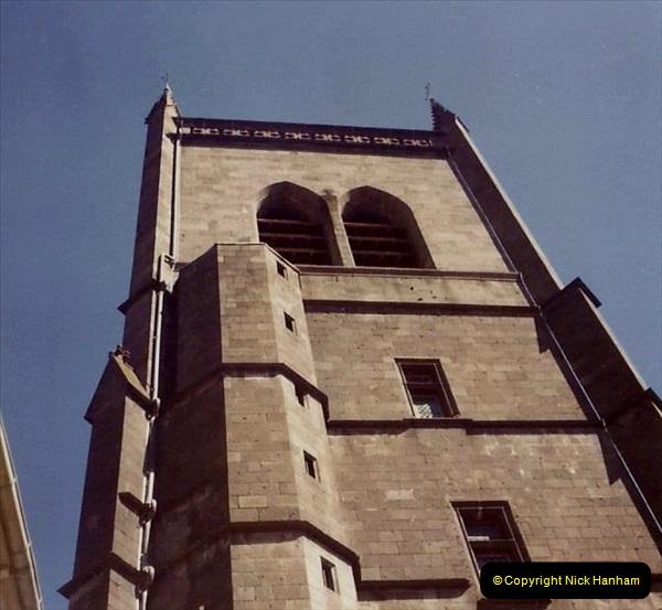 Retrospective France 1979 North Central - Paris - North Central.  (71) St. Flour. 71