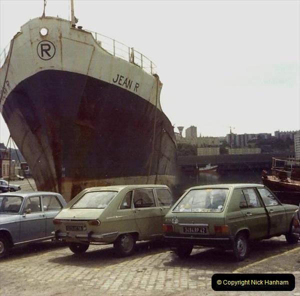 Retrospective France 1979 North Central - Paris - North Central.  (79) Cherbourg. 79