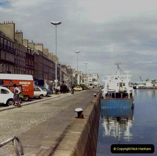 Retrospective France 1979 North Central - Paris - North Central.  (80) Cherbourg. 80