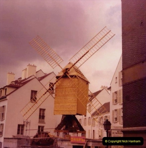 Retrospective France 1979 North Central - Paris - North Central.  (10) Paris. 10