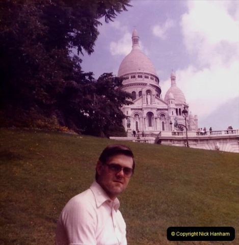 Retrospective France 1979 North Central - Paris - North Central.  (16) Paris. 16