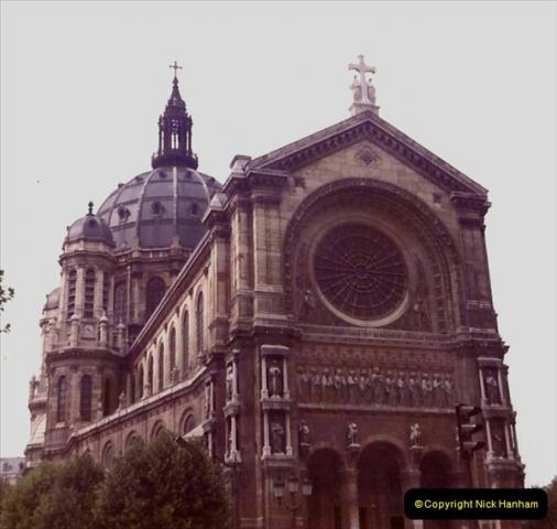 Retrospective France 1979 North Central - Paris - North Central.  (20) Paris. 20
