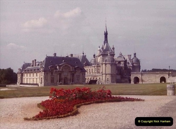 Retrospective France 1979 North Central - Paris - North Central.  (26) Chantilly. 26