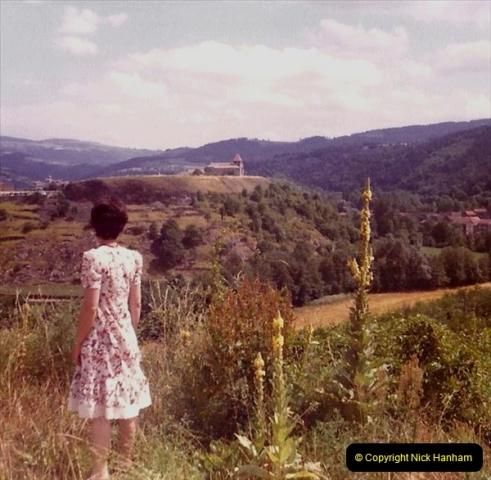 Retrospective France 1979 North Central - Paris - North Central.  (29) Le Puy. 29