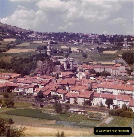 Retrospective France 1979 North Central - Paris - North Central.  (31) Le Puy. 31