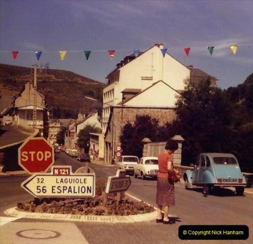 Retrospective France 1979 North Central - Paris - North Central.  (49) Aigues. 49