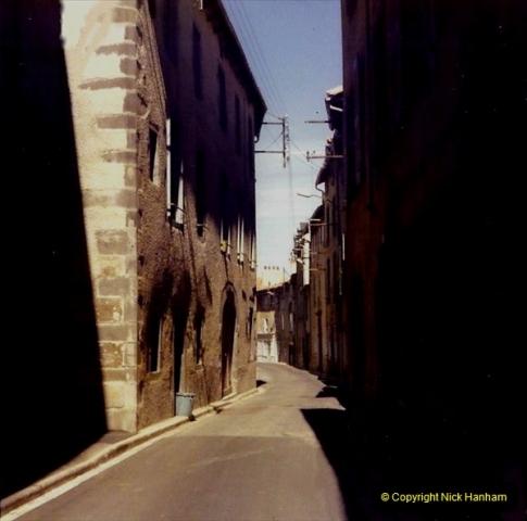 Retrospective France 1979 North Central - Paris - North Central.  (67) St. Flour. 67