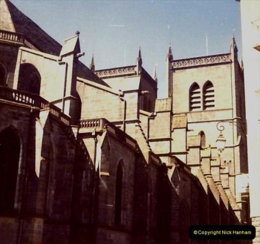 Retrospective France 1979 North Central - Paris - North Central.  (70) St. Flour. 70
