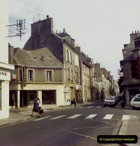 Retrospective France 1979 North Central - Paris - North Central.  (78) Cherbourg. 78