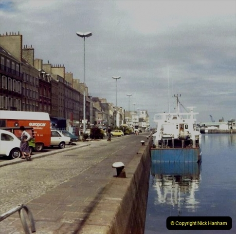 Retrospective France 1979 North Central - Paris - North Central.  (80) Cherbourg. 80