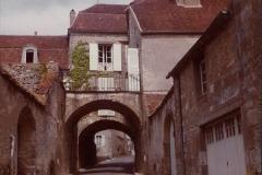 Retrospective France 1979 North Central - Paris - North Central.  (8) Vezelay. 08