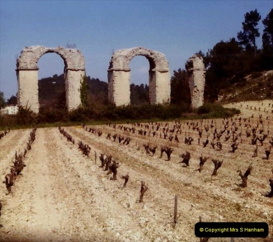 1980 Retrospective  France South. Pictures by your Host's Wife.  (26) St. Remy De Provence. 26