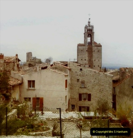 1980 Retrospective  France South. Pictures by your Host's Wife.  (28) St. Remy De Provence. 28