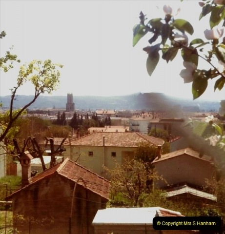 1980 Retrospective  France South. Pictures by your Host's Wife.  (4) Aix - En - Provence. 04