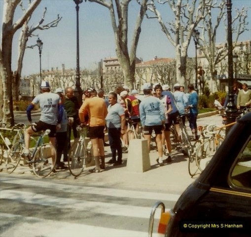 1980 Retrospective  France South. Pictures by your Host's Wife.  (8) Aix - En - Provence. 08
