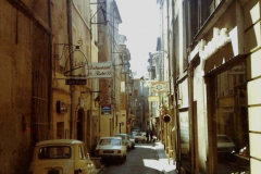 1980 Retrospective  France South. Pictures by your Host's Wife.  (12) Aix - En - Provence. 12