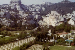 1980 Retrospective  France South. Pictures by your Host's Wife.  (20) St. Remy De Provence. 20