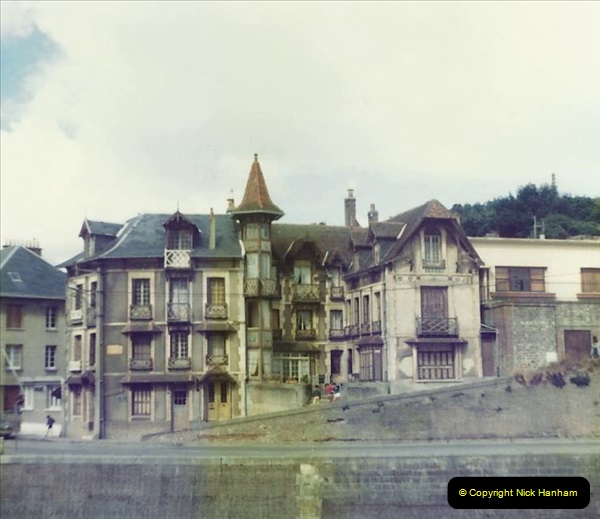 FRANCE 1981. Boulogne area of Narmandy. (8) 08
