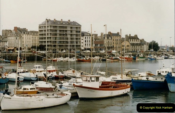 FRANCE 1983. Poole to Cherbourg. (27) 26