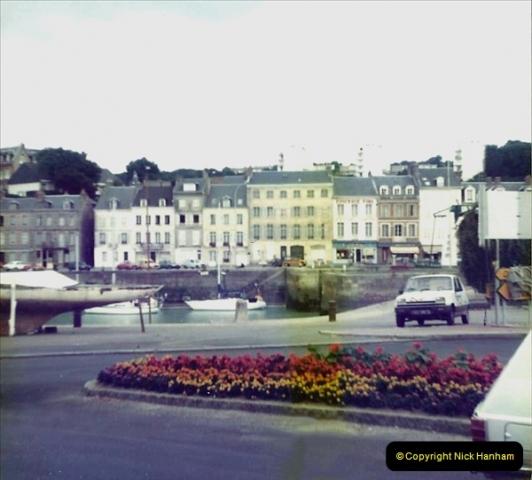 FRANCE 1981. Boulogne area of Narmandy. (1) 01