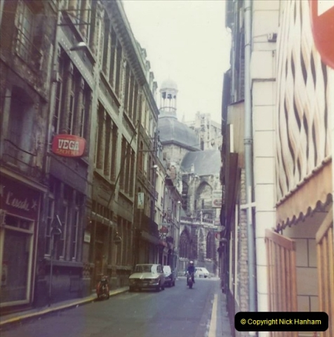 FRANCE 1981. Boulogne area of Narmandy. (5) 05