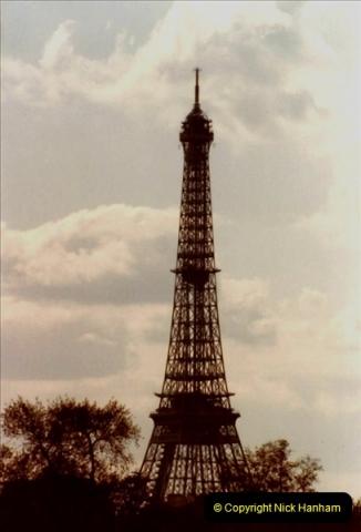 FRANCE 1982. Paris. (13) 21