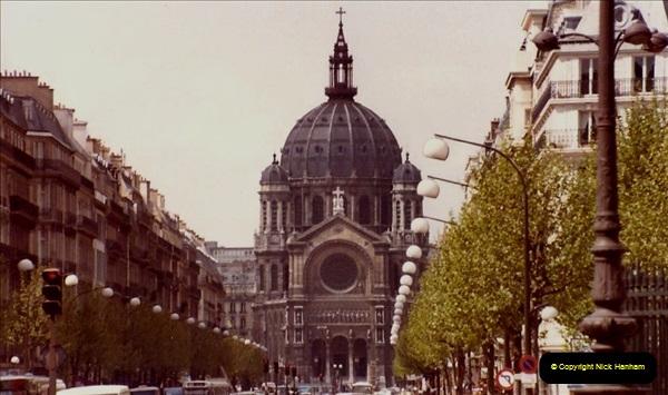 FRANCE 1982. Paris. (5) 13