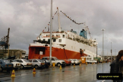 FRANCE 1983. Poole to Cherbourg. (23) 22
