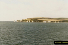FRANCE 1983. Poole to Cherbourg. (25) 24