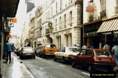 FRANCE 1983. Poole to Cherbourg. (32) 31