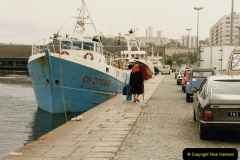 FRANCE 1983. Poole to Cherbourg. (34) 33